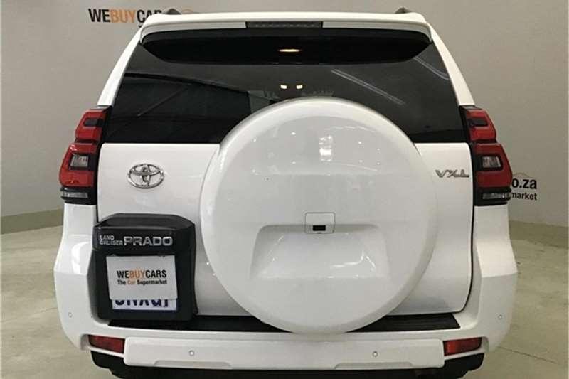 Toyota Land Cruiser Prado PRADO VX L 3.0D A/T 2018
