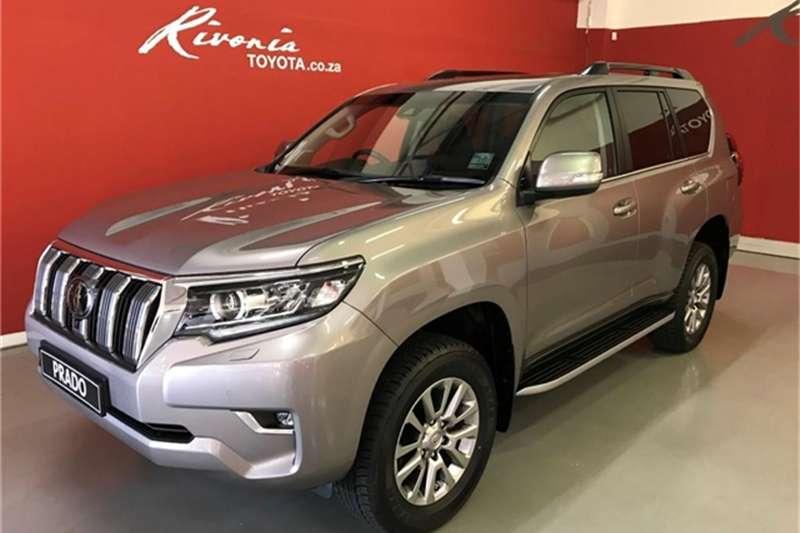 2019 Toyota Land Cruiser Prado Prado Vx 4 0 V6 A T Cars For Sale In