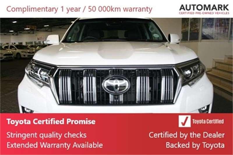 Toyota Land Cruiser Prado PRADO VX L 3.0D A/T 2019