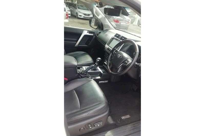 2019 Toyota Land Cruiser Prado PRADO VX-L 3.0D A/T