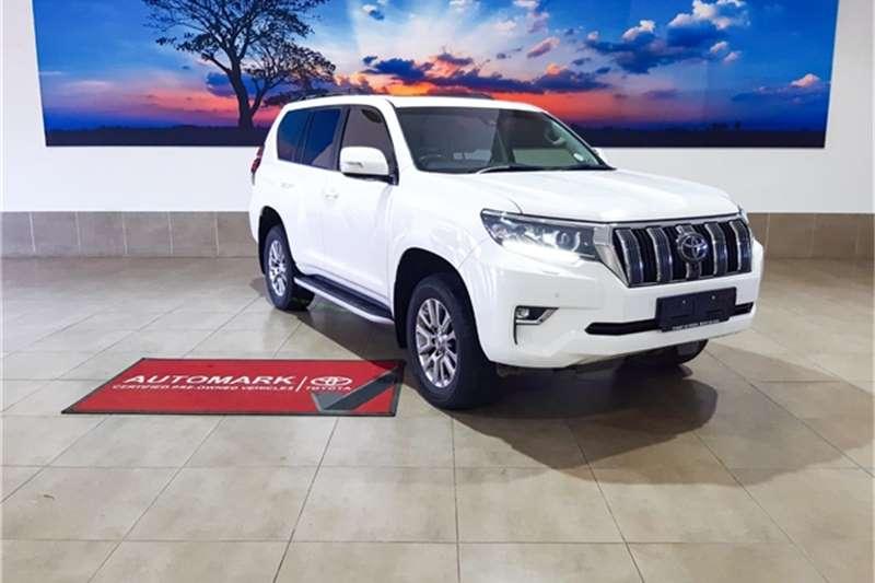 Used 2020 Toyota Land Cruiser Prado PRADO VX L 3.0D A/T