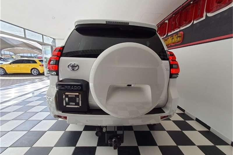 2020 Toyota Land Cruiser Prado PRADO VX-L 3.0D A/T