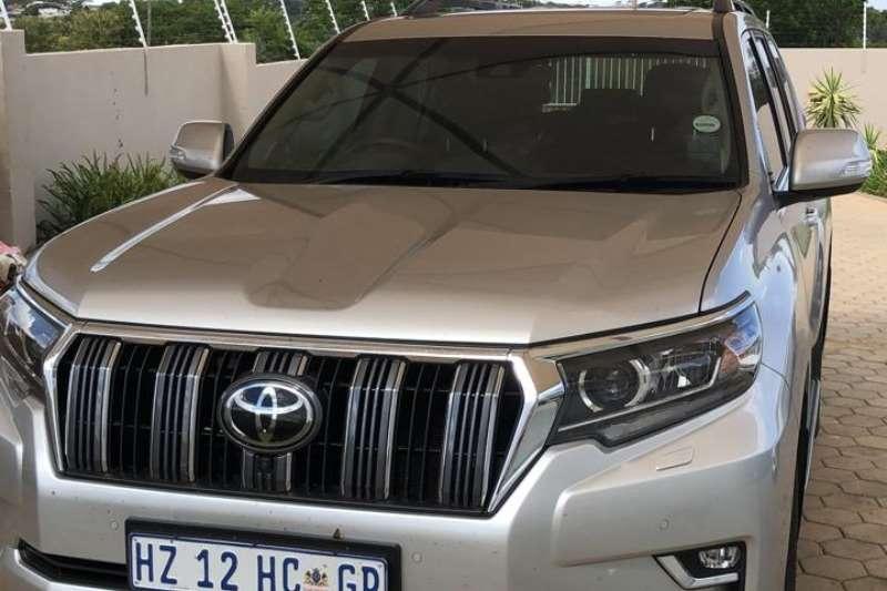 Toyota Land Cruiser Prado PRADO VX L 3.0D A/T Demo 2019