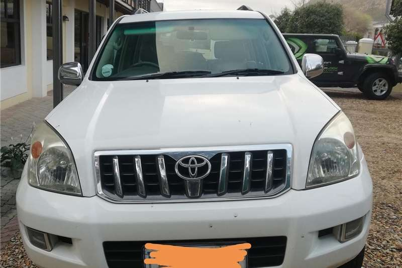 Toyota Land Cruiser Prado PRADO VX L 4.0 V6 A/T 2004