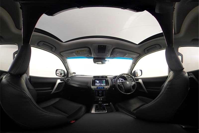 Used 2019 Toyota Land Cruiser Prado PRADO VX L 4.0 V6 A/T