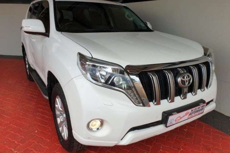 Toyota Land Cruiser Prado VX 3.0 2014