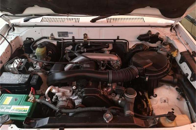 Toyota Land Cruiser Prado VX 3.0D 8-Seat Auto 1999