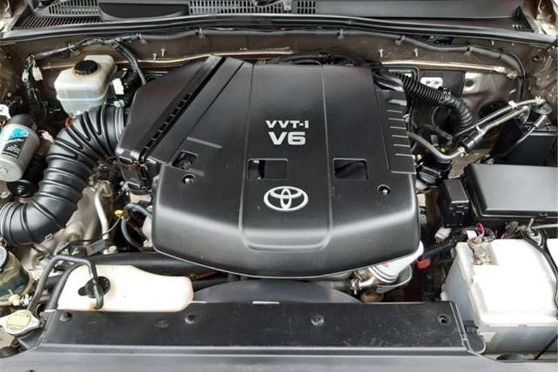 Toyota Land Cruiser Prado VX 4.0 V6 A/T 2004