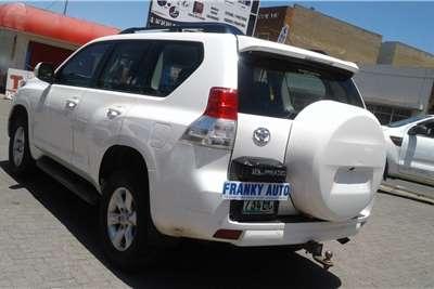 Toyota Land Cruiser vx 2010