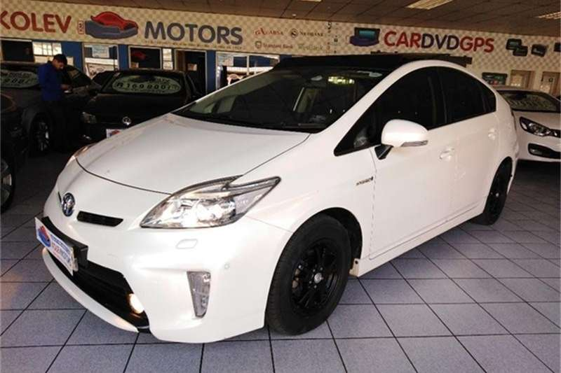 2012 Toyota Prius HSD Advanced
