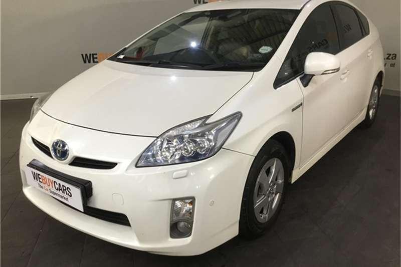 2010 Toyota Prius HSD Exclusive