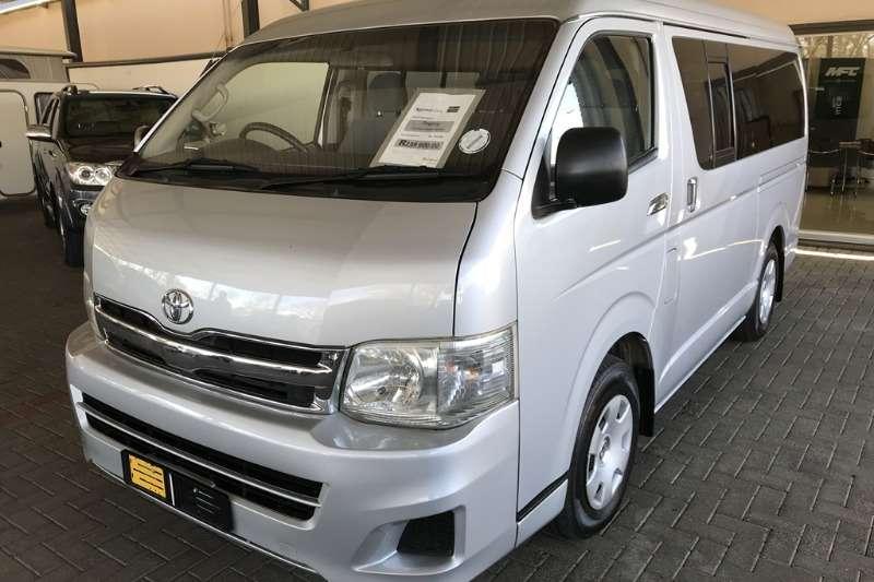2011 Toyota Quantum