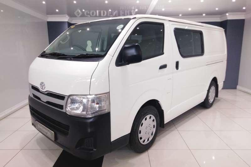 2012 Toyota Quantum