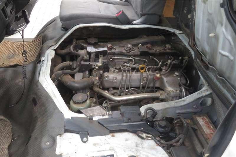 Used 2009 Toyota Quantum 2.5D 4D crew cab
