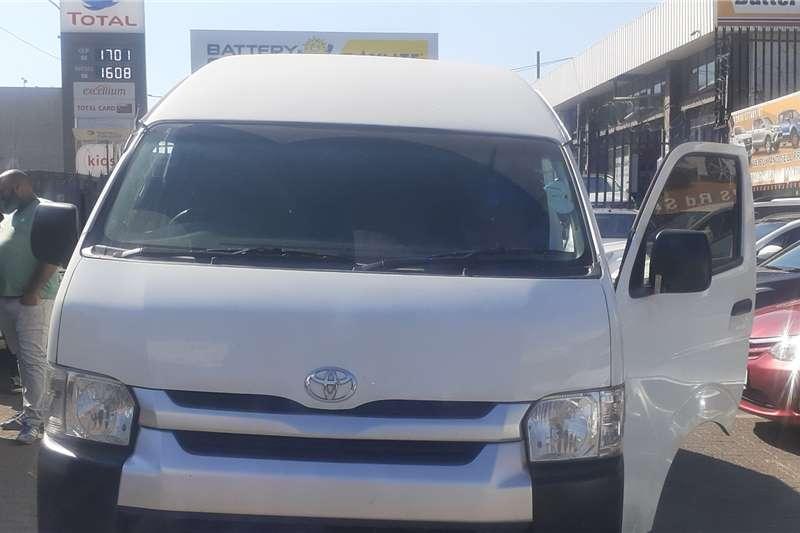 Used 2017 Toyota Quantum 2.5D 4D crew cab