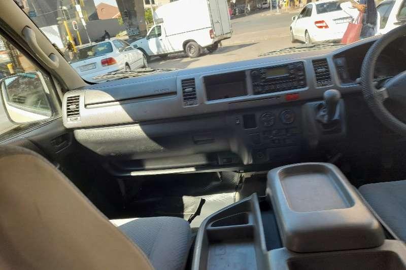 Used 2009 Toyota Quantum 2.5D 4D GL 10 seater bus