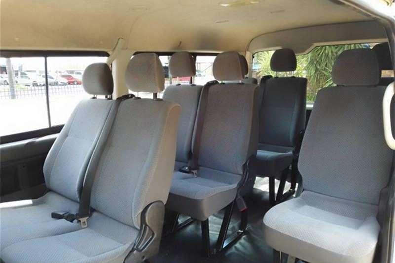 Used 2011 Toyota Quantum 2.5D 4D GL 10 seater bus