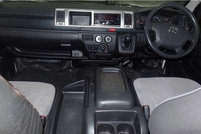 2017 Toyota Quantum Quantum 2.5D-4D GL 10-seater bus