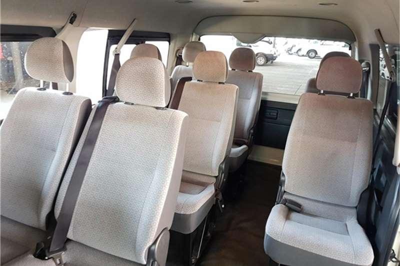 Toyota Quantum 2.5D-4D GL 10-seater bus 2018