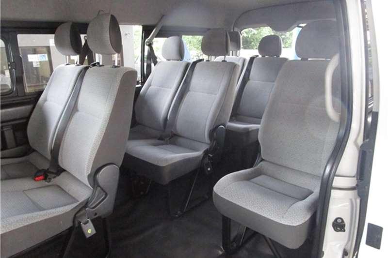 Toyota Quantum 2.5D 4D GL 10 seater bus 2018
