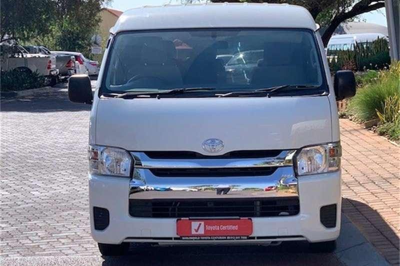 Toyota Quantum 2.5D 4D GL 10 seater bus 2019