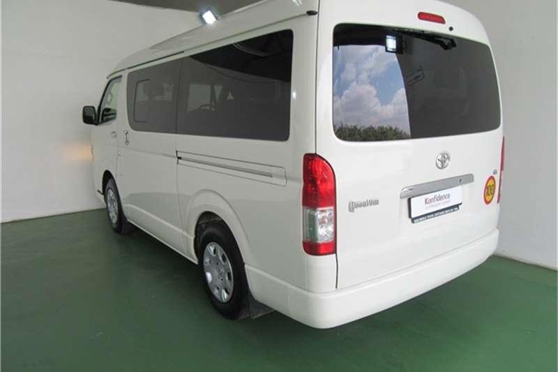 Toyota Quantum 2.5D-4D GL 10-seater bus 2019