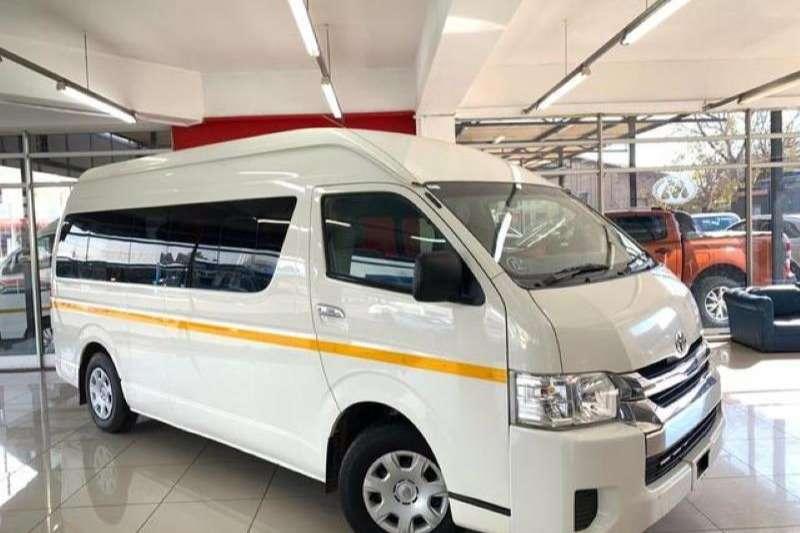 Toyota Quantum 2.5D 4D GL 14 seater bus 2014