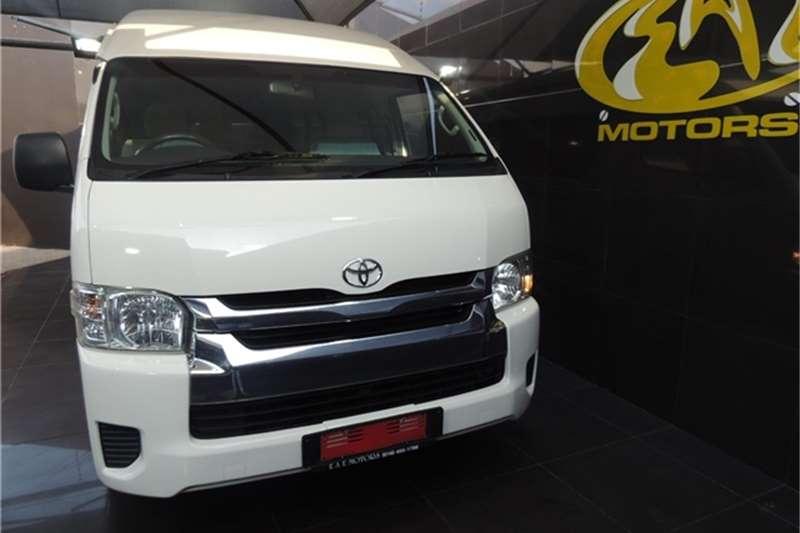 2016 Toyota Quantum Quantum 2.5D-4D GL 14-seater bus
