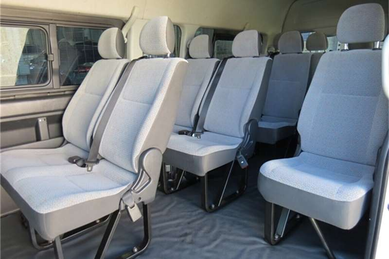 Toyota Quantum 2.5D-4D GL 14-seater bus 2017