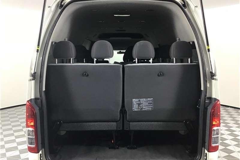 Toyota Quantum 2.5D 4D GL 14 seater bus 2017