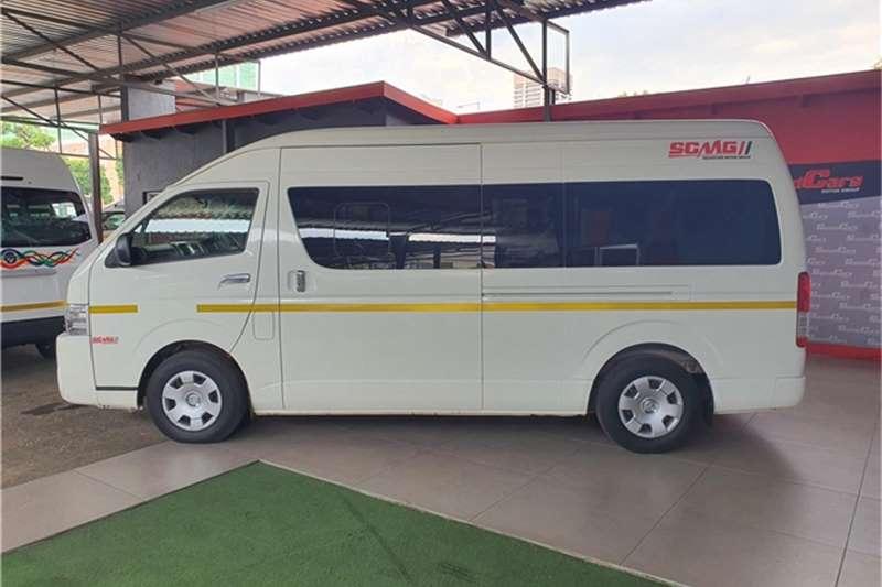 Used 2017 Toyota Quantum 2.5D 4D GL 14 seater bus