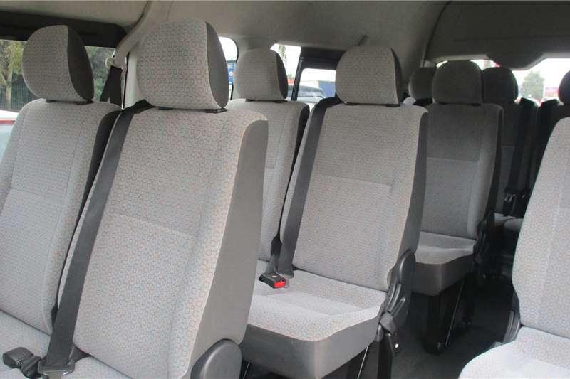 2017 Toyota Quantum Quantum 2.5D-4D GL 14-seater bus