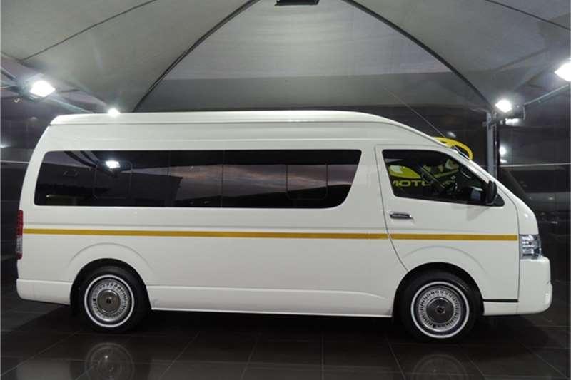 Used 2018 Toyota Quantum 2.5D 4D GL 14 seater bus