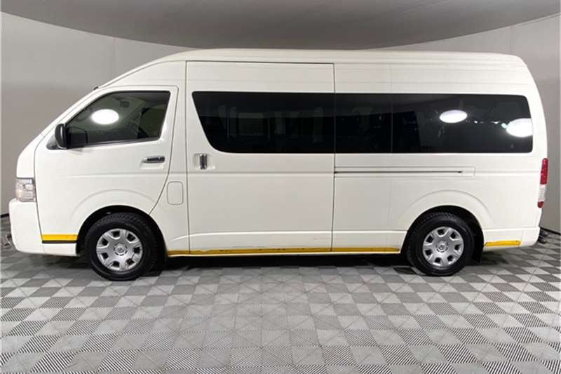 2018 Toyota Quantum Quantum 2.5D-4D GL 14-seater bus