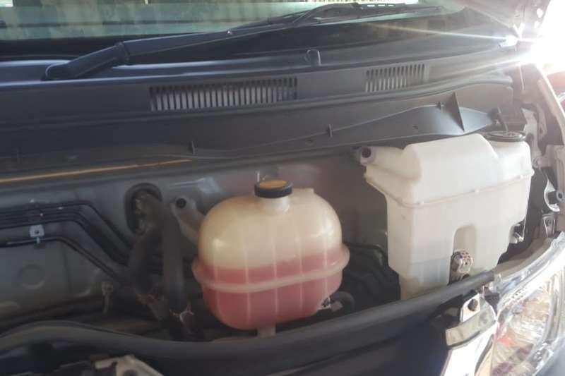Used 2014 Toyota Quantum 2.5D 4D LWB panel van