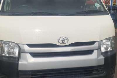 Used 2014 Toyota Quantum 2.5D 4D panel van