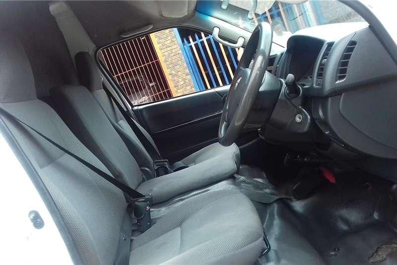 Toyota Quantum 2.5D 4D panel van 2016