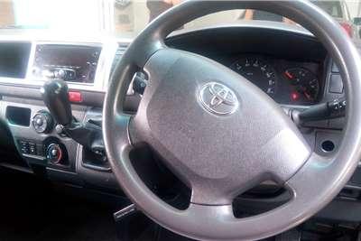 Toyota Quantum 2.5D 4D panel van 2017