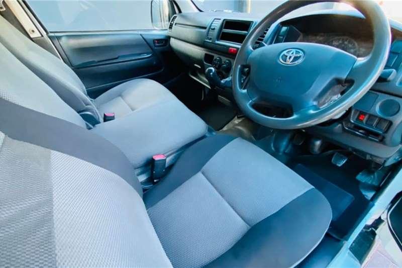 Used 2017 Toyota Quantum 2.5D 4D panel van
