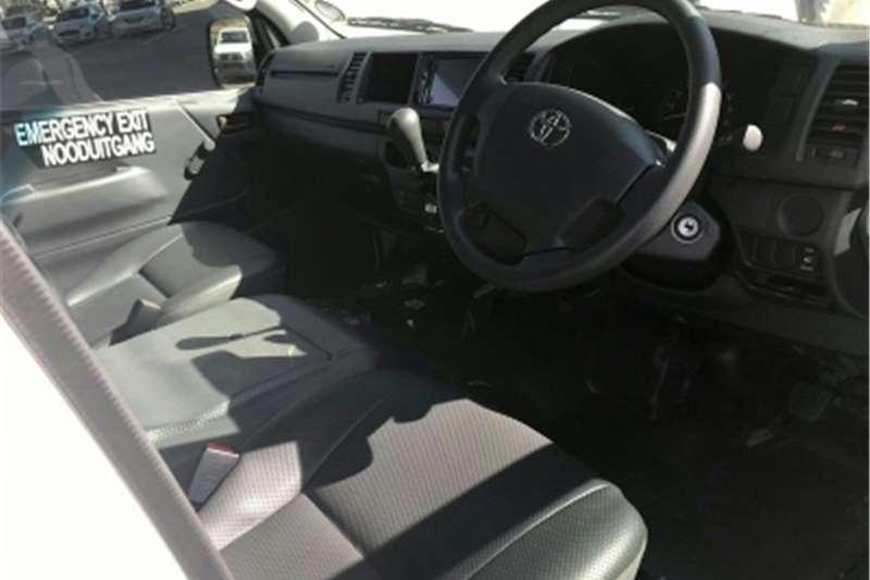 Toyota Quantum 2.5D-4D Ses'fikile 2013