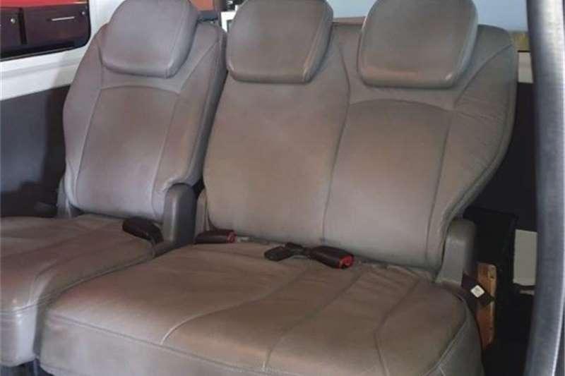 2014 Toyota Quantum Quantum 2.7 crew cab