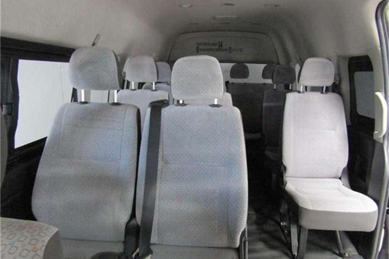 Toyota Quantum 2.7 GL 10-seater bus 2012