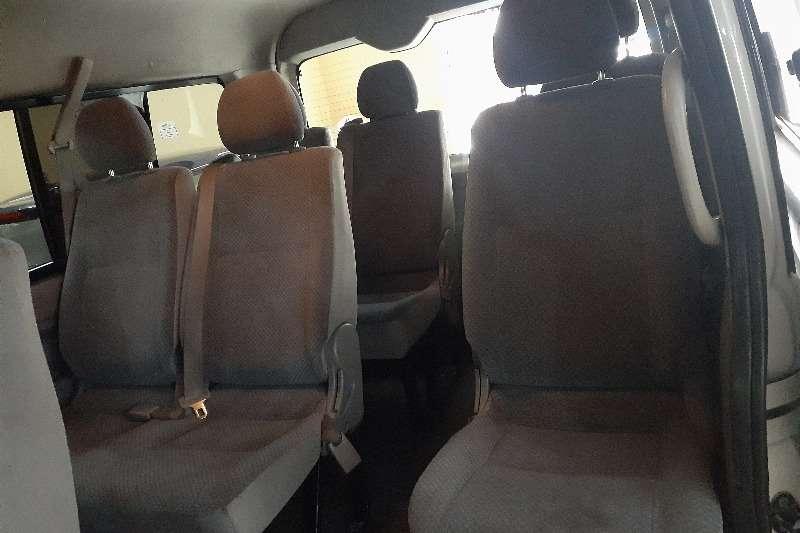 Used 2012 Toyota Quantum 2.7 GL 10 seater bus