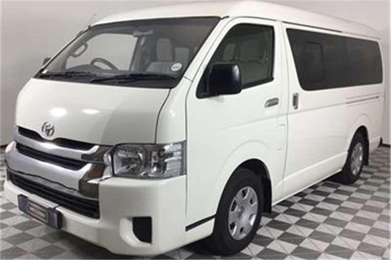 Toyota Quantum 2.7 GL 10-seater bus 2014