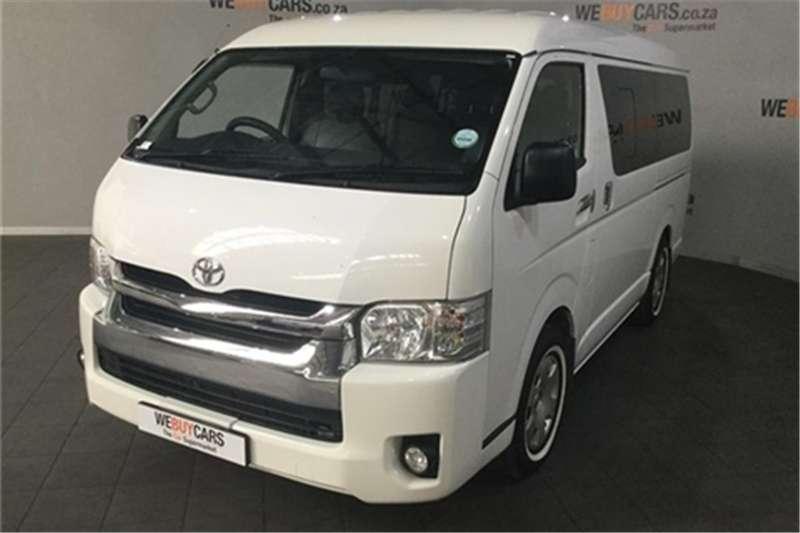 Toyota Quantum 2.7 GL 10-seater bus 2015