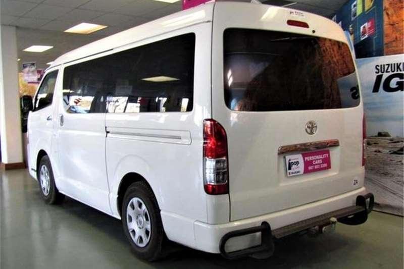 Toyota Quantum 2.7 GL 10-seater bus 2016