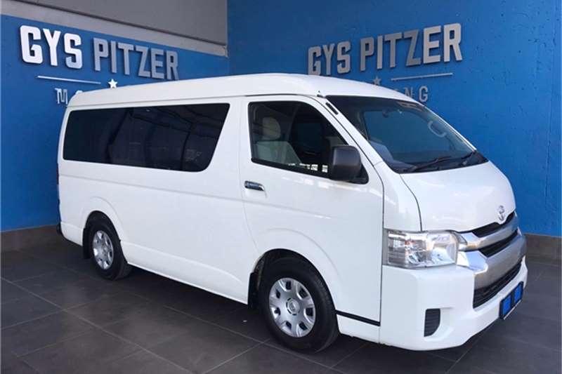 Toyota Quantum 2.7 GL 10 seater bus 2018