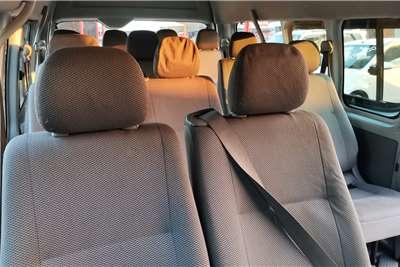 Used 2005 Toyota Quantum 2.7 GL 14 seater bus