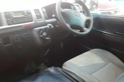 2008 Toyota Quantum Quantum 2.7 GL 14-seater bus