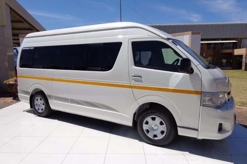 Toyota Quantum Quantum 2.7 GL 14-seater bus for sale in ...